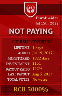 pbhyips.info - hyip euro insider ltd